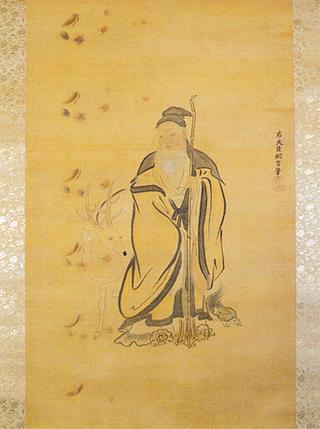 寿老人 - 東京都神社庁